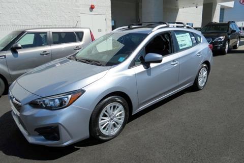 2017 Subaru Impreza for sale in Redding, CA