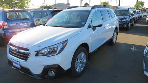 2018 Subaru Outback for sale in Redding, CA