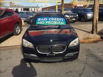 2010 BMW 7 Series for sale in Springfield Gardens, NY
