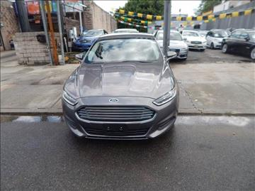 2013 Ford Fusion Hybrid for sale in Springfield Gardens, NY