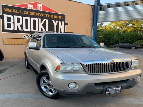 2005 Lincoln Aviator for sale in Brooklyn, NY