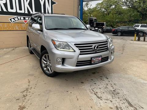2013 Lexus LX 570 for sale in Brooklyn, NY