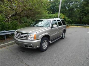 2002 Cadillac Escalade for sale in Brooklyn, NY