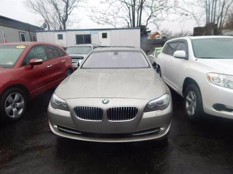 2011 BMW 5 Series for sale at Excellence Auto Trade 1 Corp in Brooklyn NY