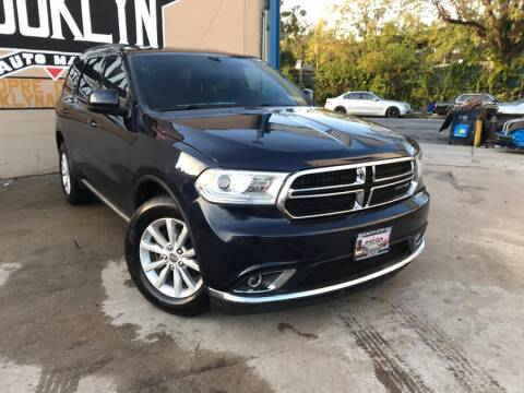 2014 Dodge Durango for sale at Excellence Auto Trade 1 Corp in Brooklyn NY