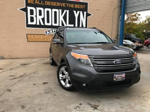 2015 Ford Explorer for sale at Excellence Auto Trade 1 Corp in Brooklyn NY