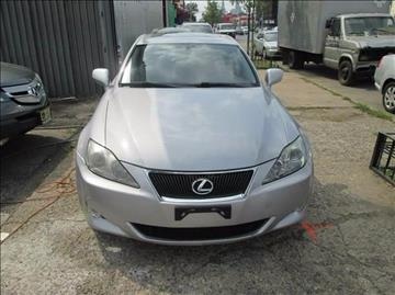 2008 Lexus IS 250 for sale in Springfield Gardens, NY