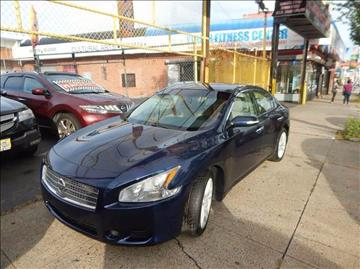 2010 Nissan Maxima for sale in Springfield Gardens, NY