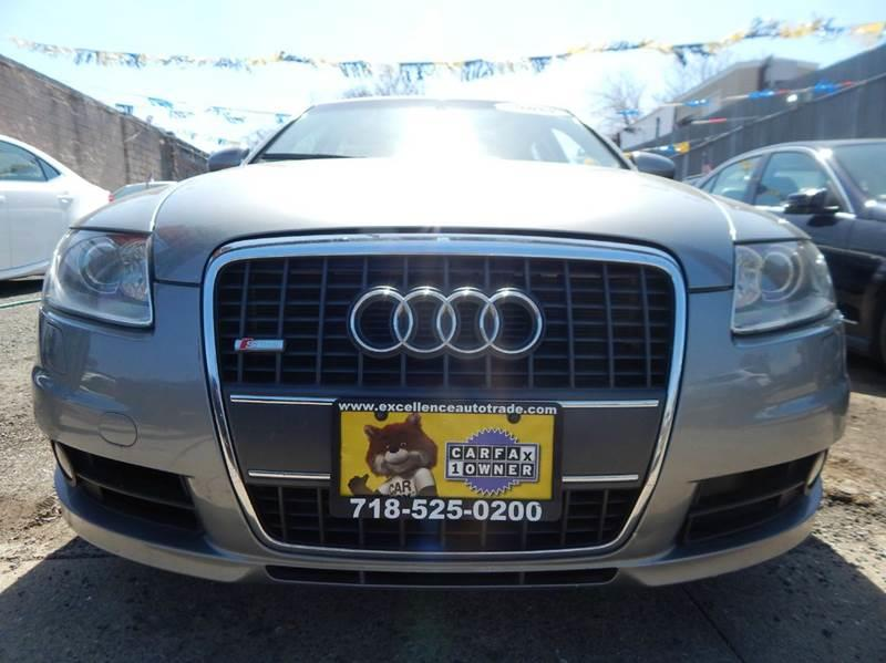 2008 audi a6 awd 3 2 quattro 4dr sedan in brooklyn ny excellence auto trade 1 corp. Black Bedroom Furniture Sets. Home Design Ideas