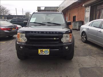 2006 Land Rover LR3 for sale in Springfield Gardens, NY