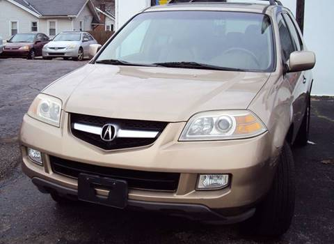2005 Acura MDX for sale in Hamilton, OH