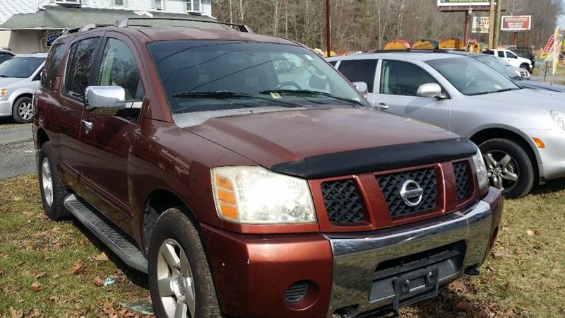 2004 Nissan Armada Se Off Road In North East Md S W Auto Sales Inc