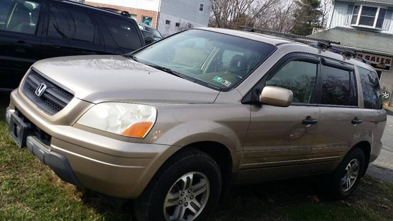 2004 Honda Pilot For Sale At S U0026 W Auto Sales INC In North East MD