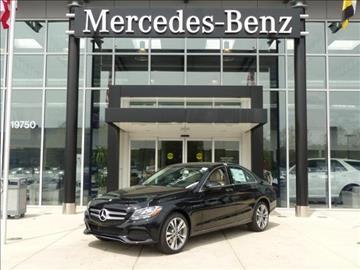 2017 Mercedes-Benz C-Class for sale in Arlington, VA