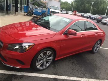 2018 Mercedes-Benz CLA for sale in Arlington, VA
