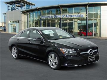 2017 Mercedes-Benz CLA for sale in Arlington, VA