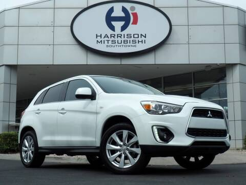 2015 Mitsubishi Outlander Sport for sale at Harrison Imports in Sandy UT