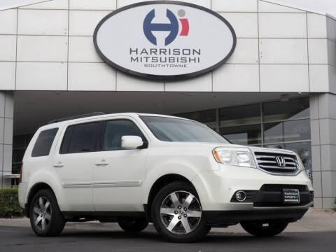 2012 Honda Pilot for sale at Harrison Imports in Sandy UT
