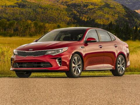 2018 Kia Optima for sale at Harrison Imports in Sandy UT