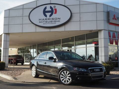 2010 Audi A4 for sale at Harrison Imports in Sandy UT