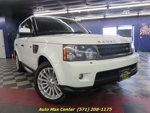 2011 Land Rover Range Rover Sport for sale in Manassas, VA