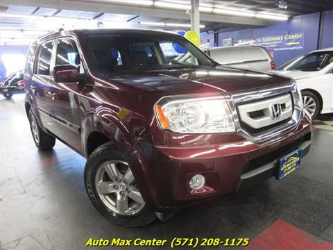 2010 Honda Pilot for sale in Manassas, VA