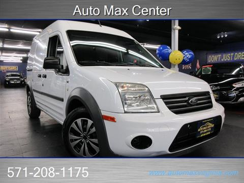 2012 Ford Transit Connect for sale in Manassas, VA