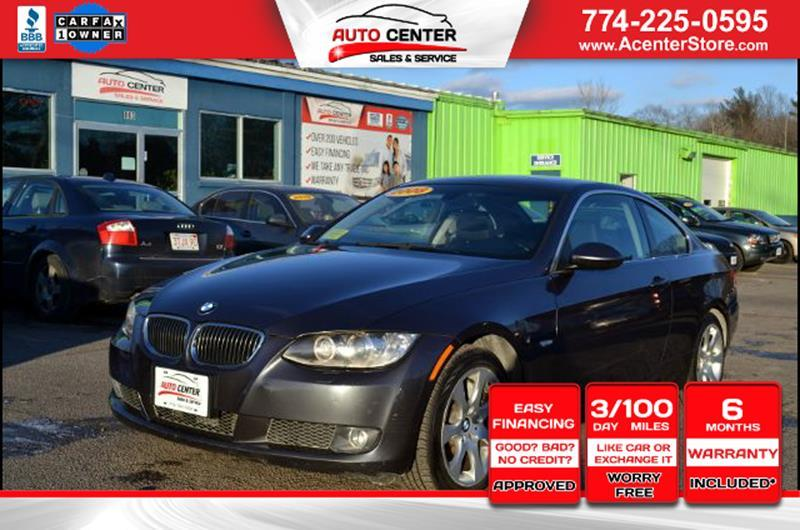 Bmw Series AWD Xi Dr Coupe In West Bridgewater MA - Bmw 100 series
