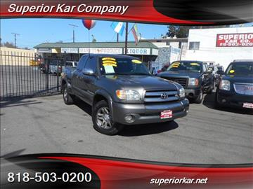 2003 Toyota Tundra for sale in North Hollywood, CA