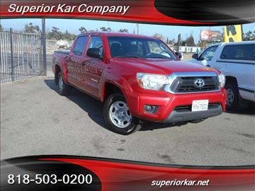 2012 Toyota Tacoma for sale in North Hollywood, CA