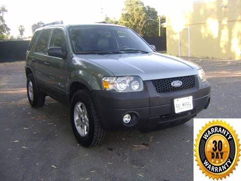 2007 Ford Escape Hybrid for sale in Paradise, CA