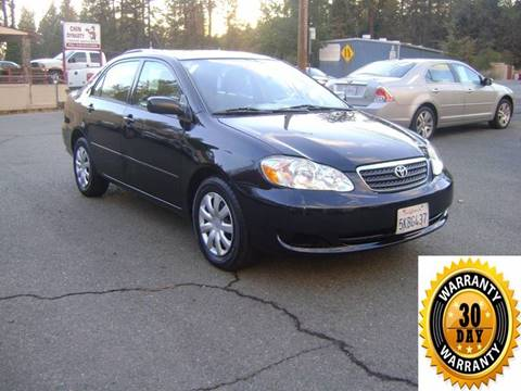 2005 Toyota Corolla for sale in Paradise, CA