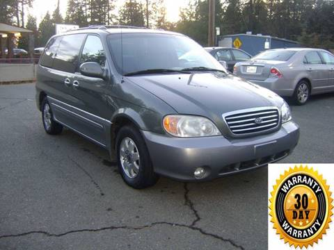 2003 Kia Sedona for sale in Paradise, CA