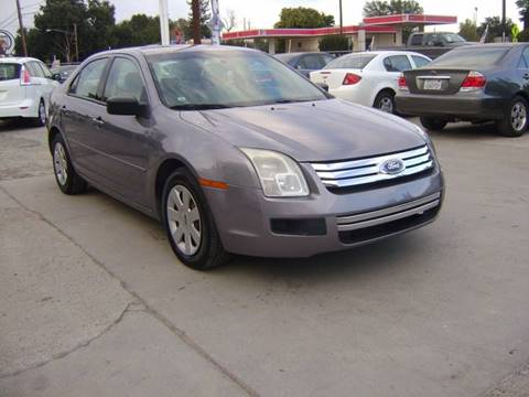 2007 Ford Fusion for sale in Live Oak, CA