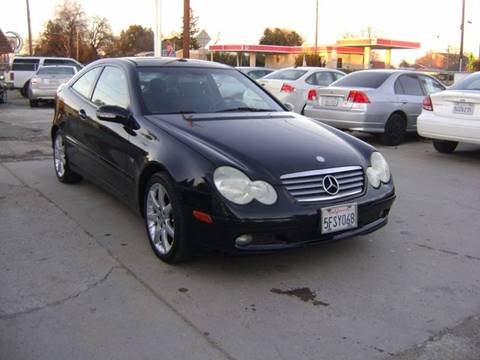 2003 Mercedes-Benz C-Class for sale in Paradise, CA
