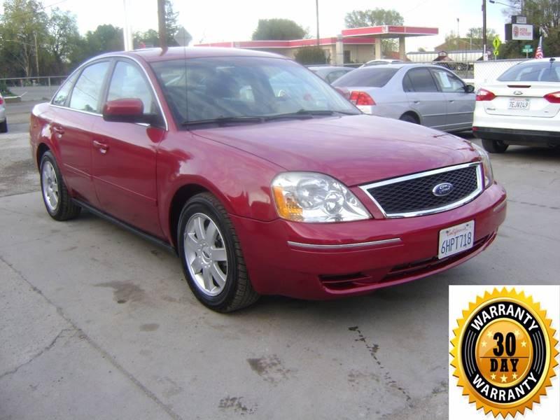 2006 Ford Five Hundred & Used Cars Paradise Auto Financing Gridley CA Yuba City CA City ... markmcfarlin.com
