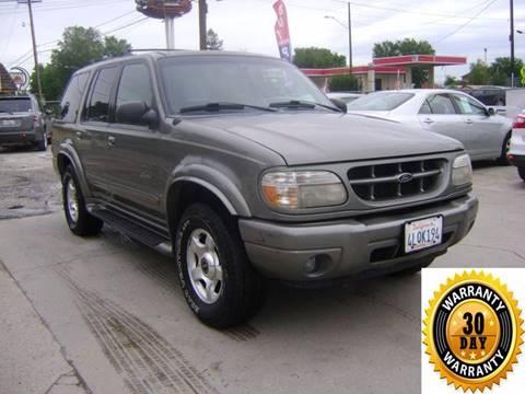 2000 Ford Explorer & Used Cars Paradise Auto Financing Gridley CA Yuba City CA City ... markmcfarlin.com