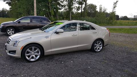 2013 Cadillac ATS for sale in West Monroe, NY