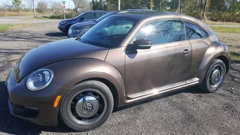 2012 Volkswagen Beetle for sale in West Monroe, NY