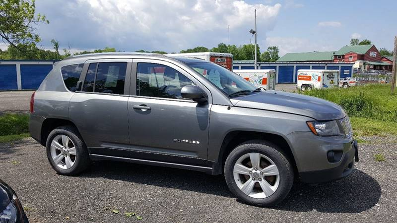 2014 Jeep Compass 4x4 Latitude 4dr SUV In West Monroe NY  JOHN
