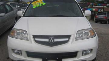 2004 Acura MDX for sale in Carson City, NV