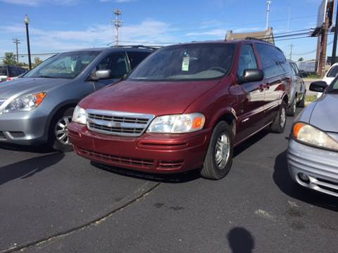 2001 Chevrolet Venture for sale in Milford, OH