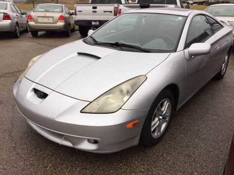 2000 Toyota Celica for sale in Milford, OH