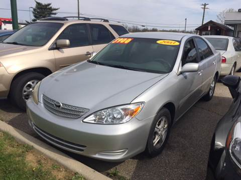 2003 Toyota Camry for sale in Milford, OH