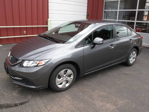 2013 Honda Civic for sale at Avalon Motorsports in Denver CO