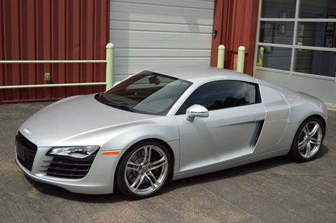 2009 Audi R8 for sale at Avalon Motorsports in Denver CO