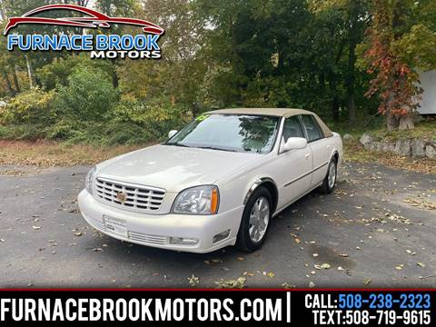 2005 Cadillac DeVille for sale in Easton, MA