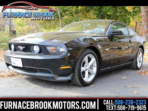 2011 Ford Mustang for sale in Easton, MA