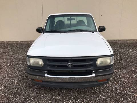 1996 Mazda B-Series Pickup for sale in West Lafayette, IN
