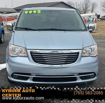 2013 Chrysler Town and Country for sale in West Lafayette, IN